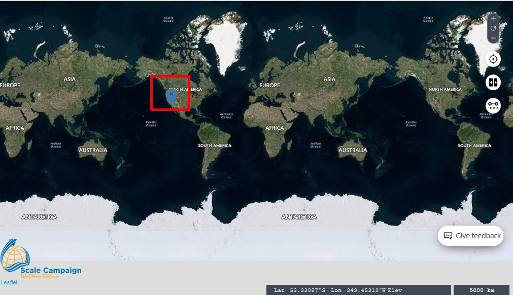 Feature 2 Interactive Maps – Group data, zoom to extent